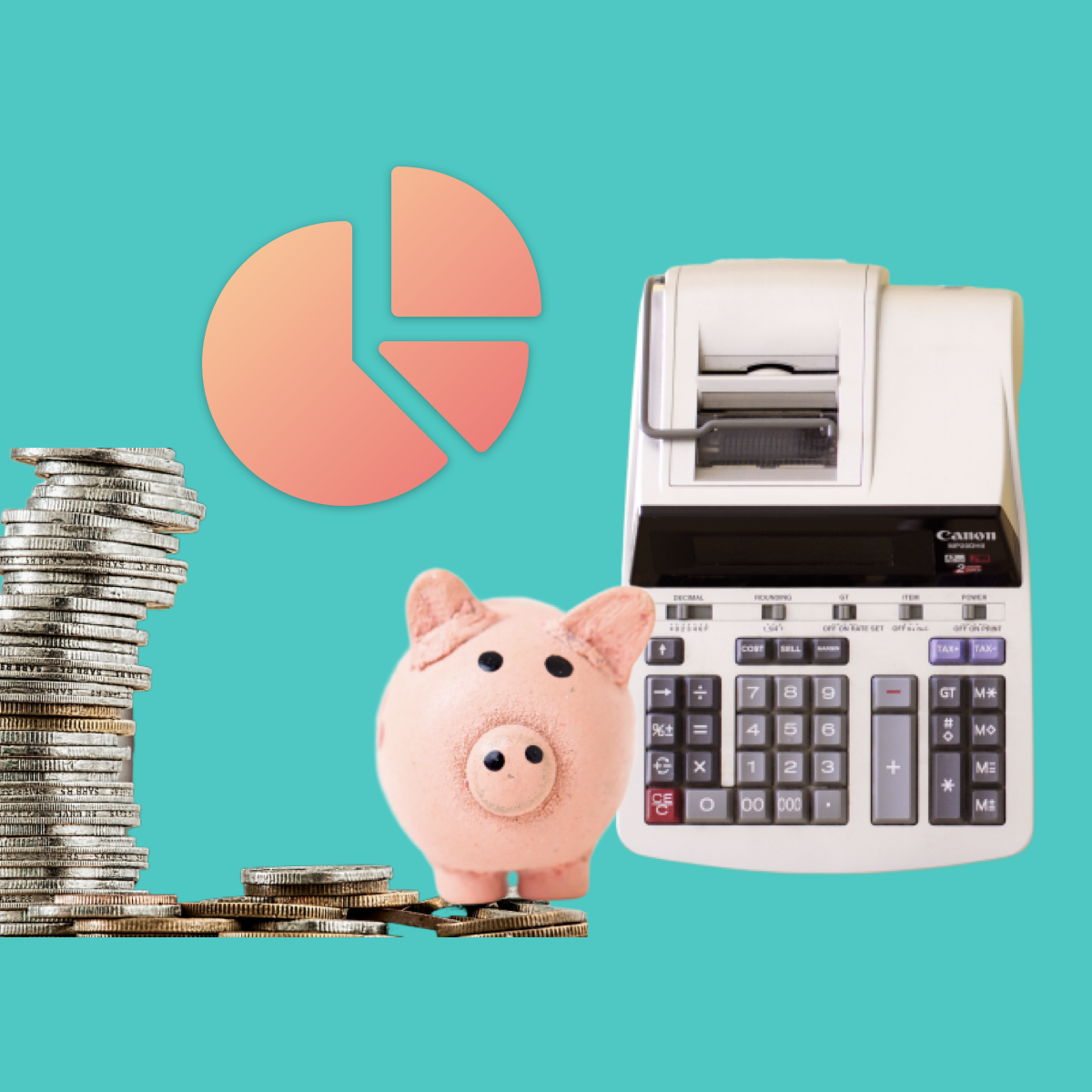 Fractional trading, any size piggy bank can create the perfect portfolio.